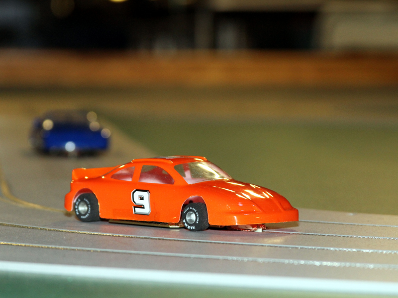 Slot car racing new york