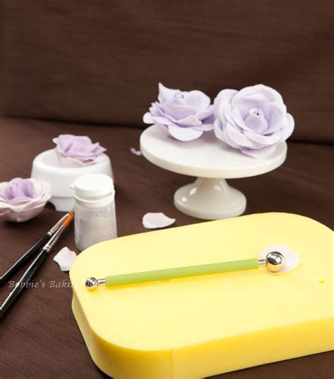 The Miracle of Gum Paste Flower Art   Each Days Miracle