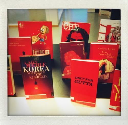 Røde bøker #2