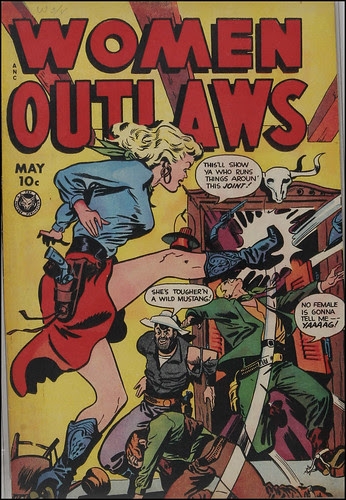 Women Outlaws #6