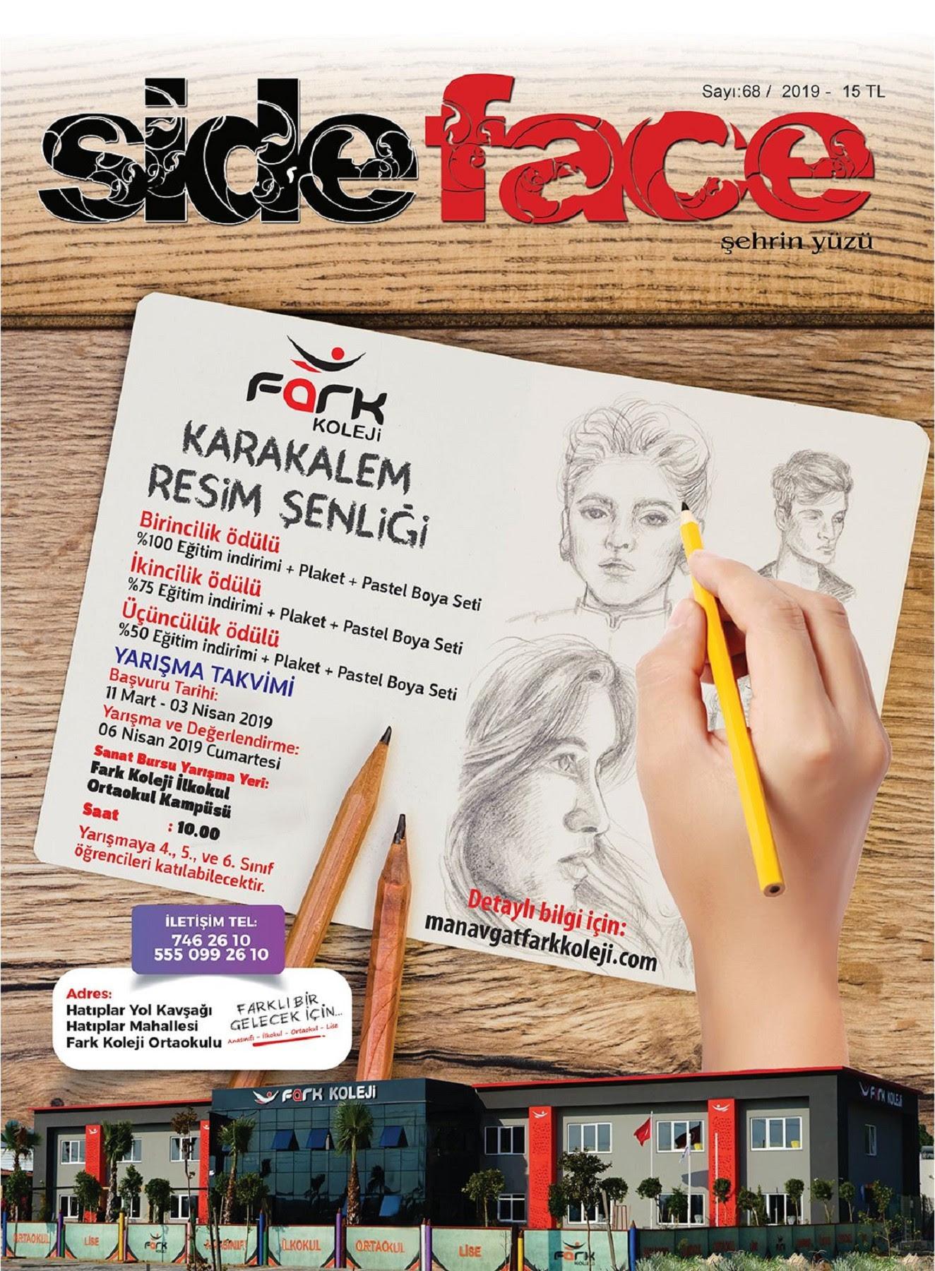 Side Face 68 Sayı 1 Bölüm