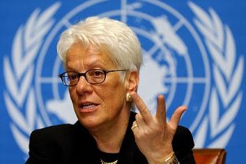 En lo que supone un golpe a la propaganda de la Administración estadounidense, Carla del Ponte, miembro de la Comisión Independiente de Investigación Internacional de la ONU sobre Siria, declaró a la televisión suiza que los testimonios de las víctimas del ataque químico alrededor de Damasco sugieren de una forma convincente que fueron los rebeldes sirios y no el gobierno los que utilizaron un gas neurotóxico.