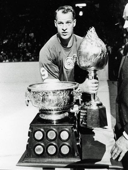 Howe Ross and Hart Trophies photo Howe Hart and Ross Trophies.jpg