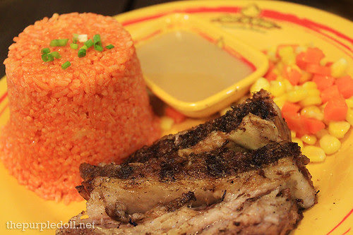 Grilled Angus Beef Belly P150