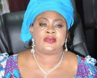 Stella Oduah-Ogiewonyi Minister of Aviation in the Federal Republic of Nigeria. A plane crash on June 3, 2012 has resulted in nearly 200 deaths in the commercial capital of Lagos. by Pan-African News Wire File Photos
