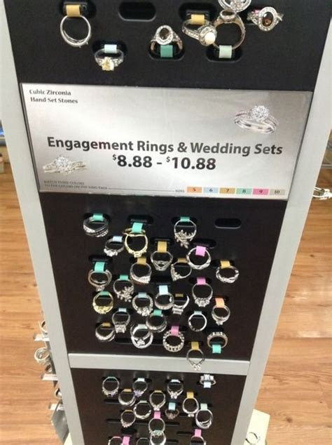Wait, wait, wait they have engagement rings and wedding