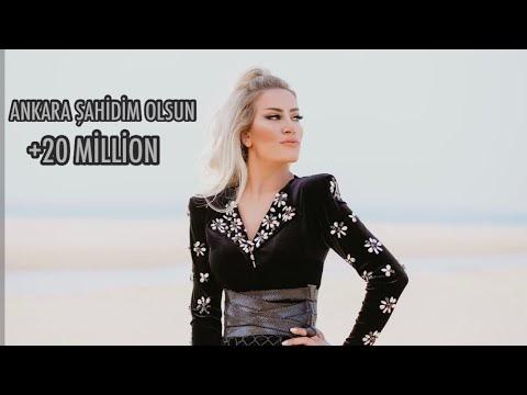 Maral Ankara Şahidim Olsun Şarkı Sözleri