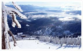 snowy Idaho