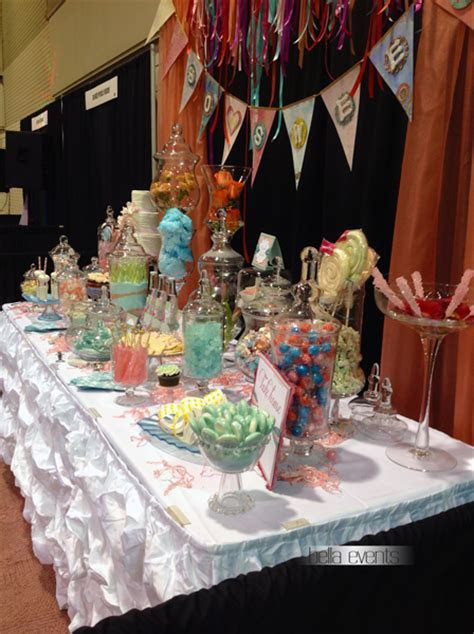 Candy Bar   Candy Station   Wedding Reception Candy Bar