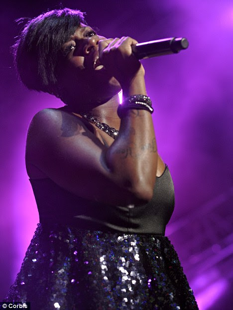Happy news: Former American Idol winner Fantasia Barrino announced over the weekend that she is pregnant