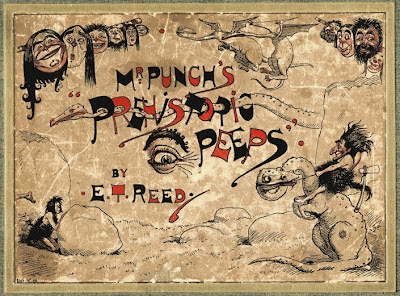 Prehistoric peeps cover