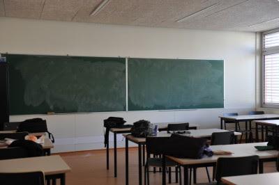 """Bloco realça que é """"com frustração que se assiste ao recuo"""" do PSD e CDS no programa do governo quanto à suspensão do modelo de avaliação de professores. Foto de Paulete Matos."""