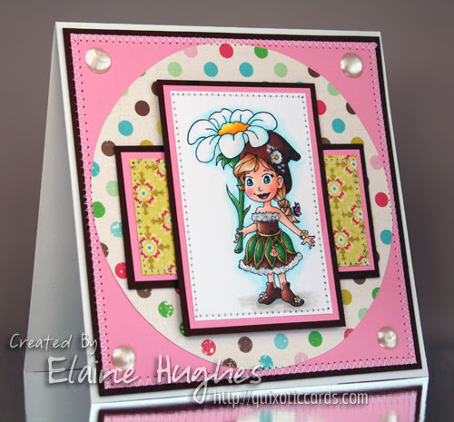 Victoria Case for SCACD - Aurora - Out On The Town available at www.quixoticpaperie.co.uk