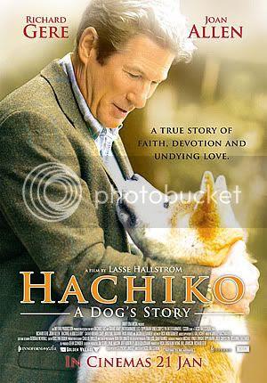 Hachiko: A Dog's Story Hachiko - Amigo para Sempre