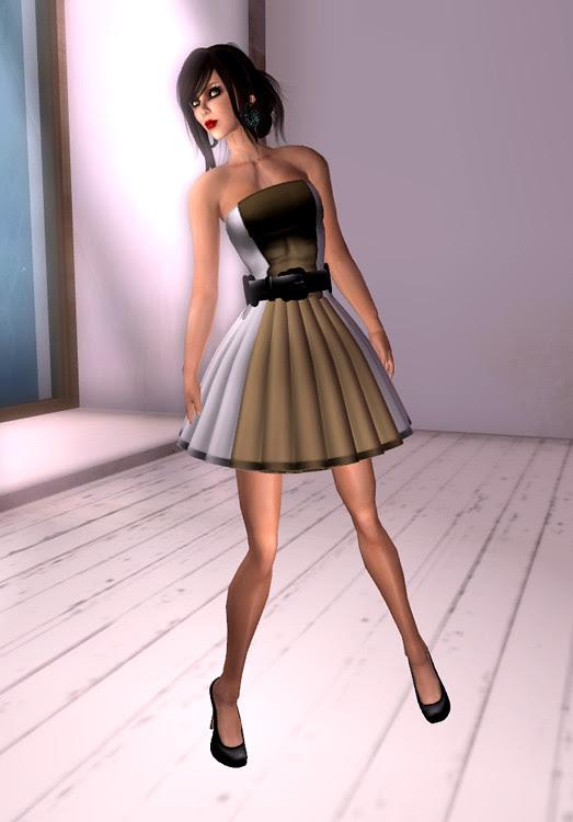 5 Linden Dress