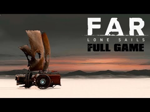 Far Lone Sails Review | Story | Gameplay