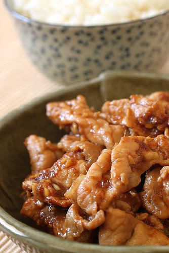Ginger Pork2
