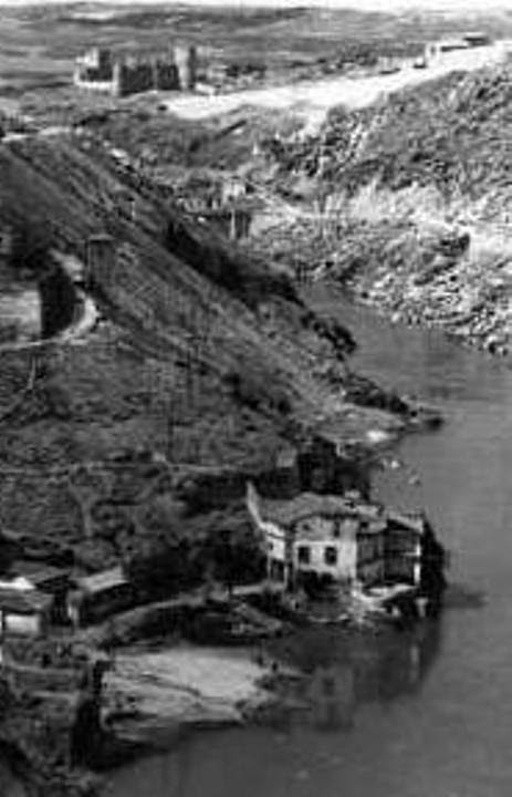 Casa del diamantista en los años 40