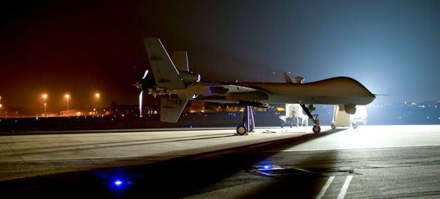 Pilotar drones militares es tan estresante que EE.UU. hará menos vuelos