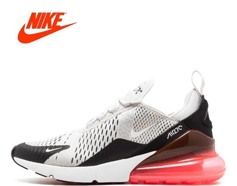 5427abbf03c Kopen Goedkoop Originele Nieuwe Aankomst Authentieke Nike Air Max 270 180  Loopschoenen Sport Outdoor Sneakers Comfortabele Ademende AH8050 002 Prijs  | ...