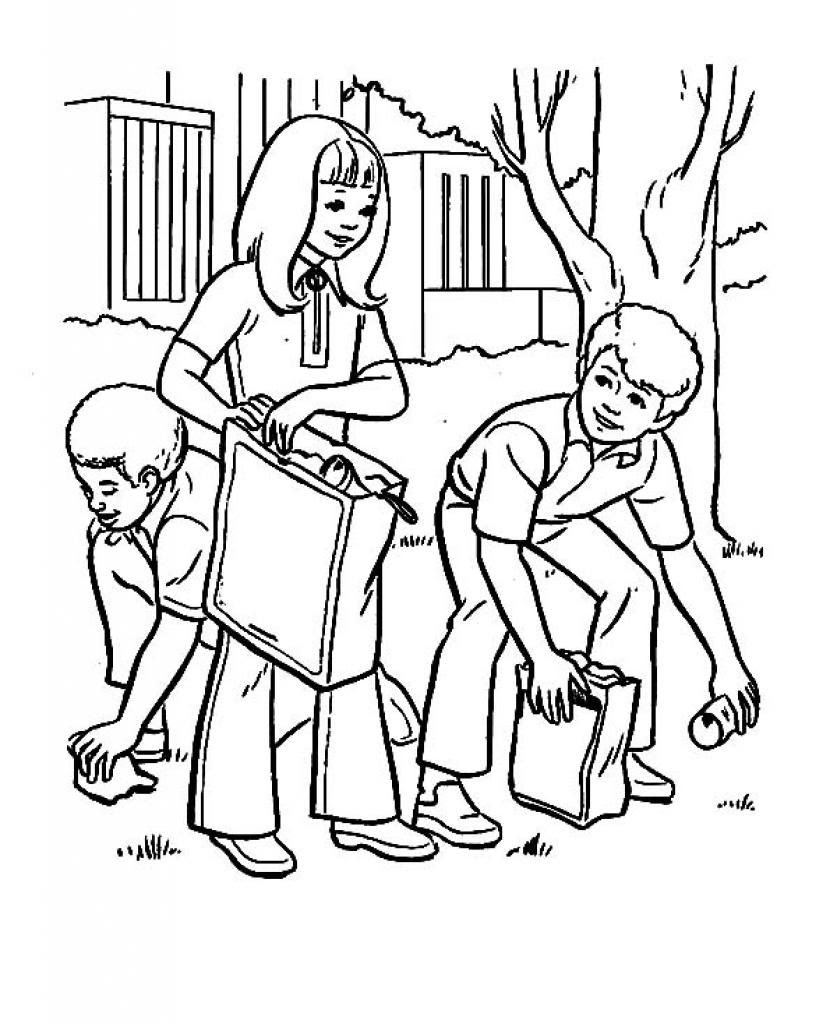 Serving Others Coloring Pages at GetColorings.com | Free ...