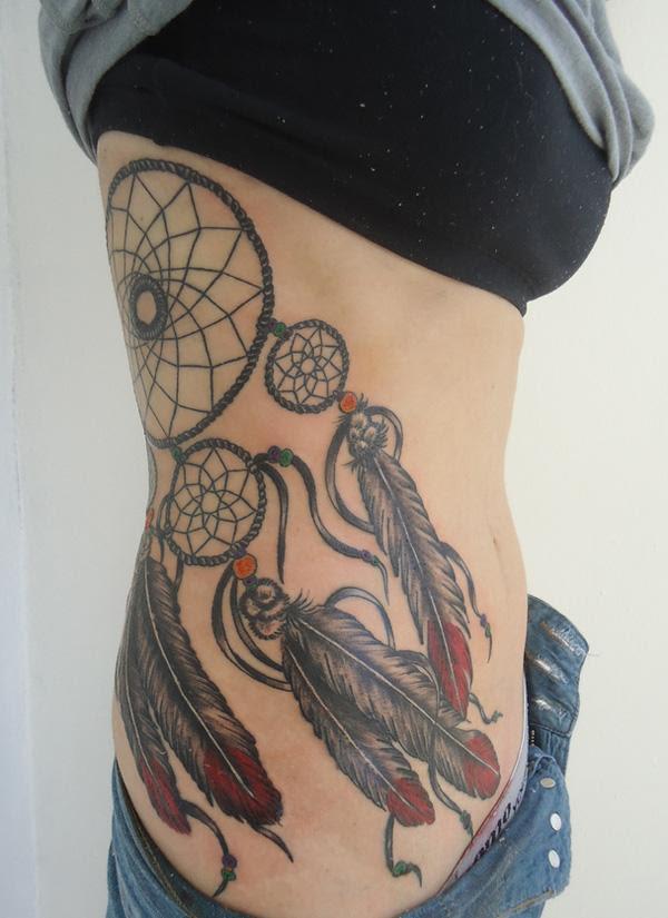 60 Dreamcatcher Tattoo Designs For Women Art And Design