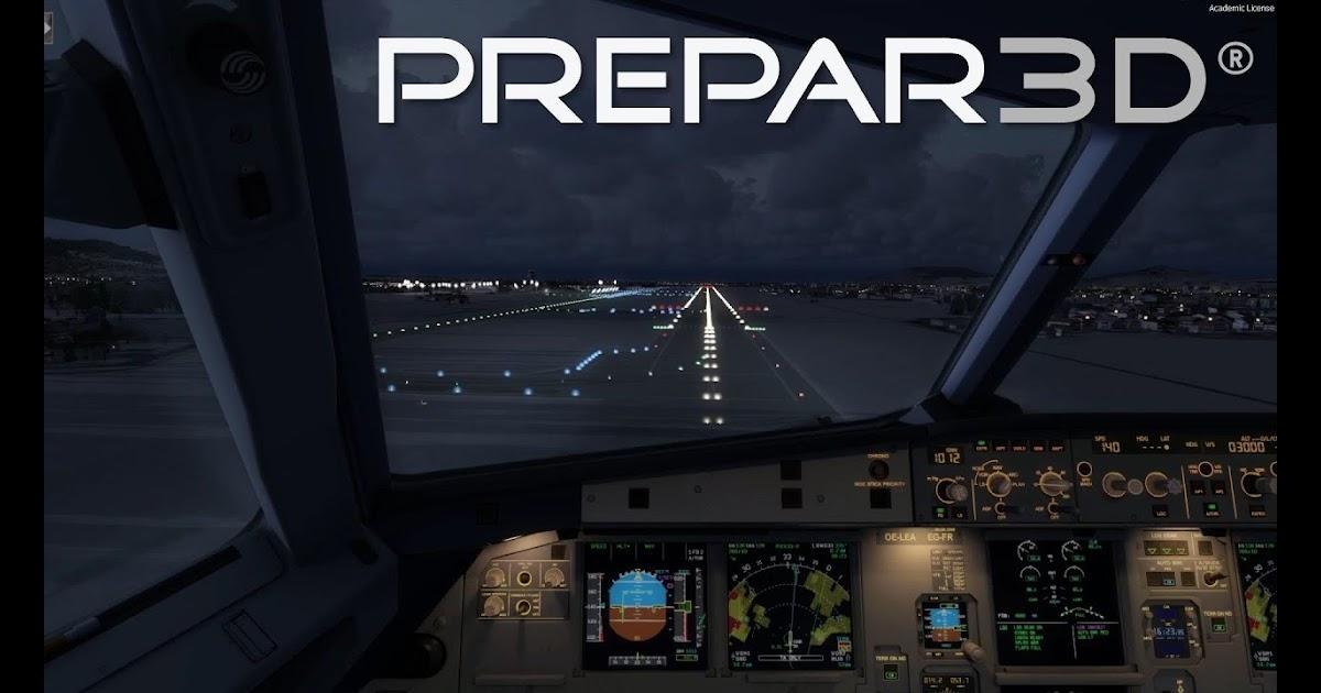 Prepar3d Lockheed Martin V 3 4 - Ariel Creation - Flight Simulator