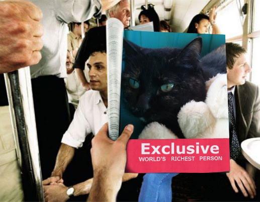 Efeitos de Fotos. Magazine