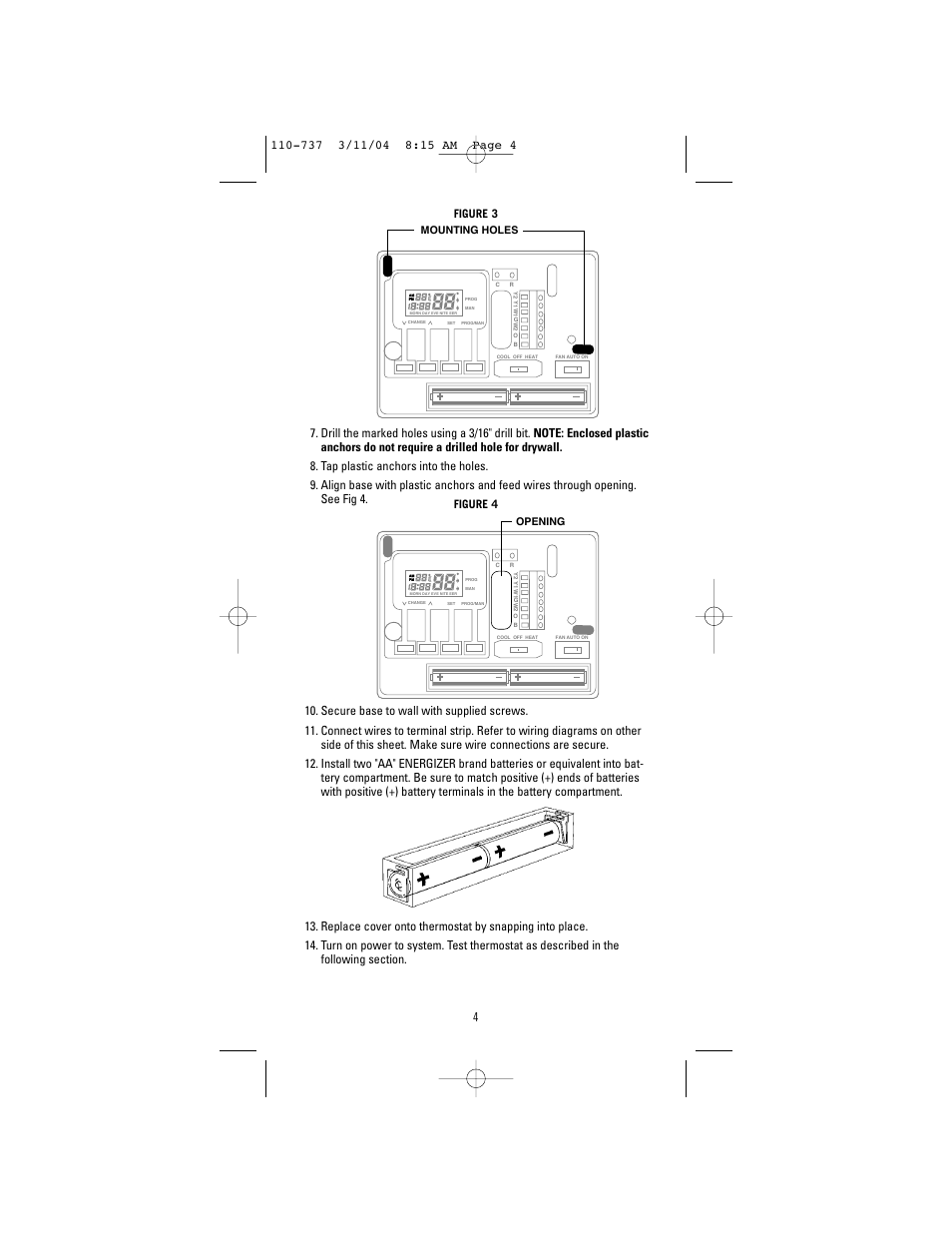 Wiring Diagram Robertshaw Thermostat