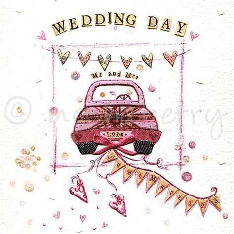Wedding Cards   Wedding Day Cards   On Your Wedding