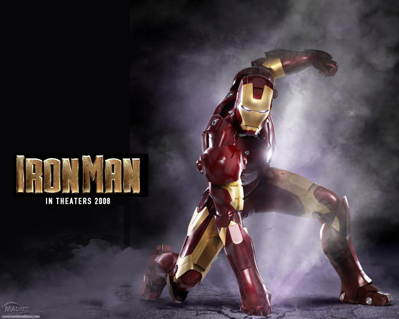 Iron Man Iron Man Wallpaper 635729 Fanpop