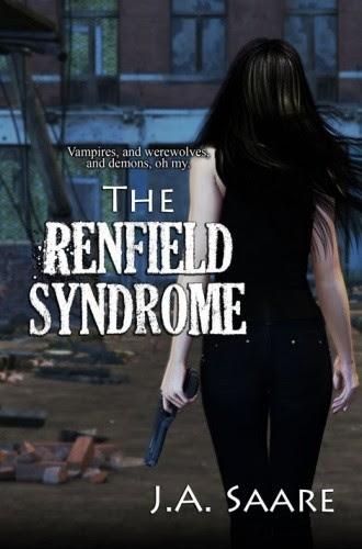 Okładka książki The Renfield Syndrome