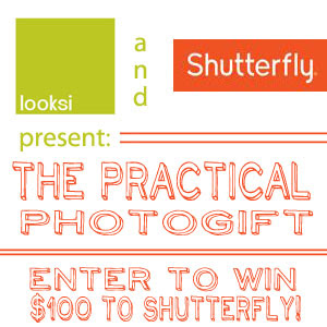 shutterfly giveaway button