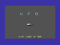ufo - Load´n´run - Commodore- (2)