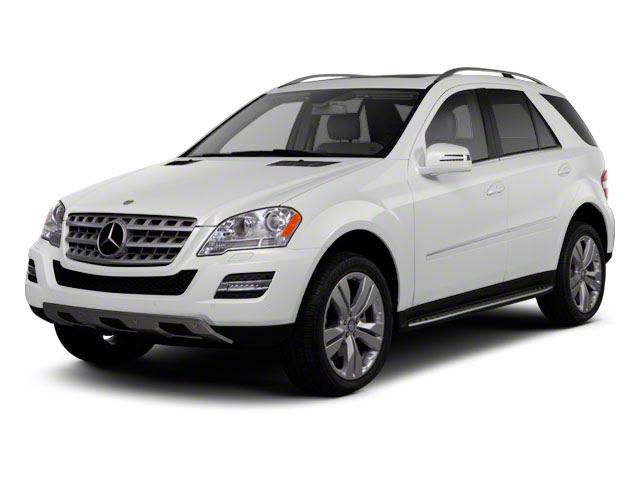 2010 Mercedes-Benz M-Class Values- NADAguides