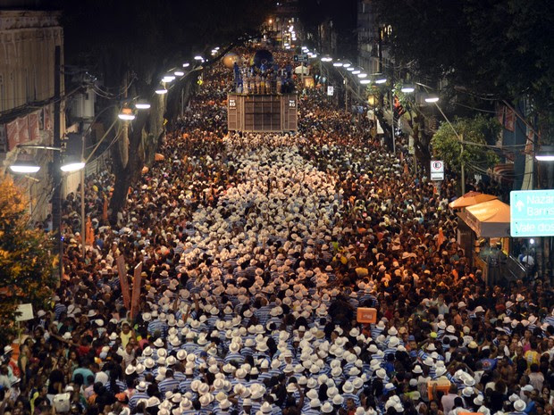 Alerta Geral no Campo Grande, carnaval de Salvador (Foto: Diogo Macedo/Ag Haack)