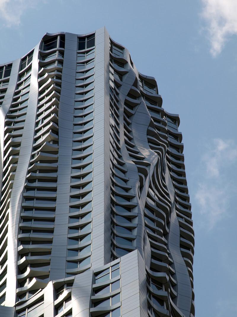 Eight Spruce Street - The Skyscraper Center