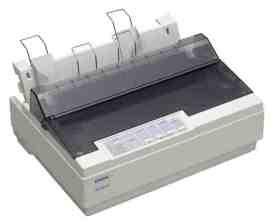 Printer Dot Metrik
