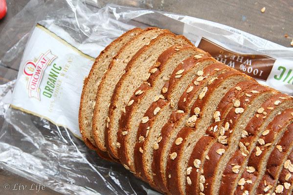 Oroweat Organic 100% Whole Wheat Bread