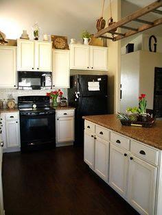 Basement kitchen on Pinterest