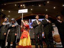 اعضای تیم ایران