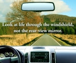 The Windshield and the Rearview