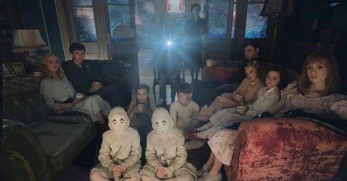Filme: O Lar das Crianças Peculiares