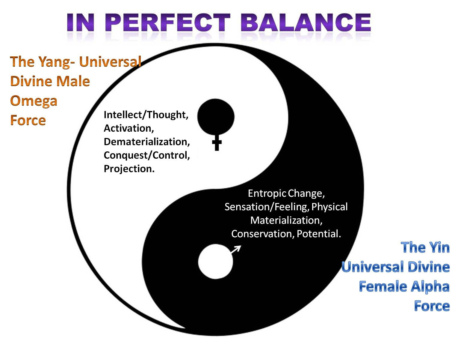 Quotes About Balance Yin Yang 20 Quotes