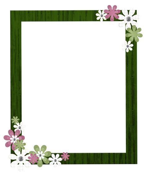 Download Green Border Frame PNG Clipart   Free Transparent