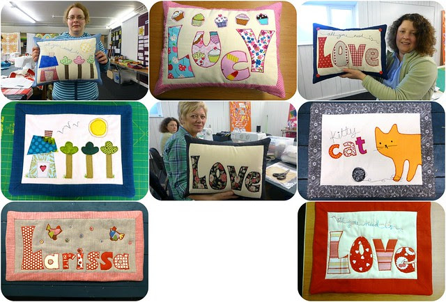 Applique Class May13