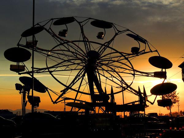 Alamosa Sunset