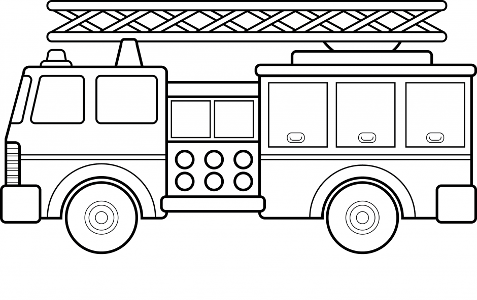 Modife Car Cars And Trucks Coloring Pages Semi Truck