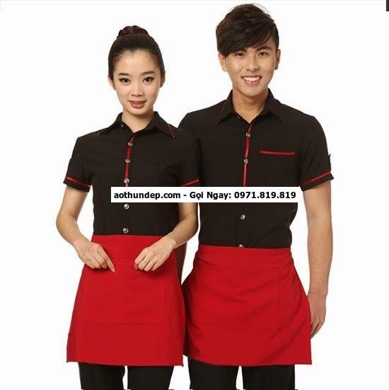đồng phục nhà hàng hà nội
