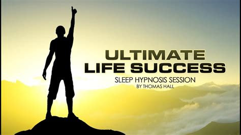 ultimate life success sleep hypnosis session  thomas
